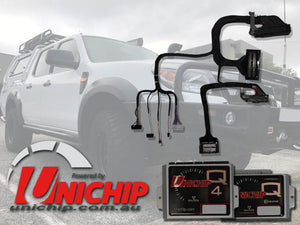 UNICHIP Ford Ranger 3.0L Turbo Diesel