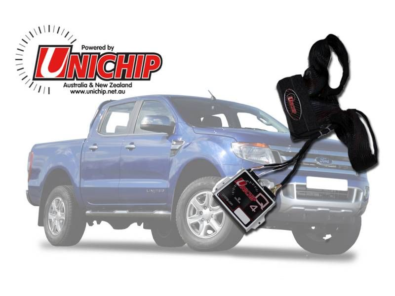 UNICHIP Ford Ranger 3.2L Auto/Manual 2010-2016 New Q4