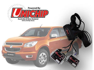 UNICHIP Holden Colorado 2.8L 2013 Injector Control Q4