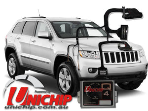 UNICHIP Jeep Laredo 3L Turbo Diesel Q4
