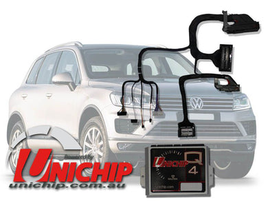 UNICHIP Volkswagon Touareg Manual 4.2lt Turbo Diesel 2010-Present