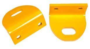 Heavy Duty Tow Point Navara D40 - Pair