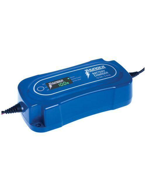 6 Amp 8 Stage Battery Charger