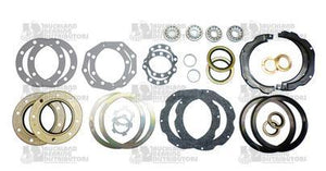 Swivel Kit - Landcruiser 99-08