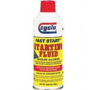 Cyclo Fast Starting Fluid