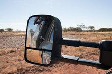 Clearview Towing Mirrors - Nissan Patrol Y61 GU 97-On