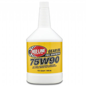 Red Line Gear Oil 75w90 946ml