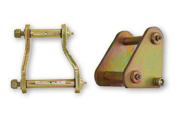 Dobinsons Rear Shackle Right Hand Side (Anti-Reverse)