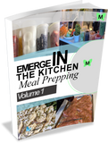 Emerge In the Kitchen Meal Prepping