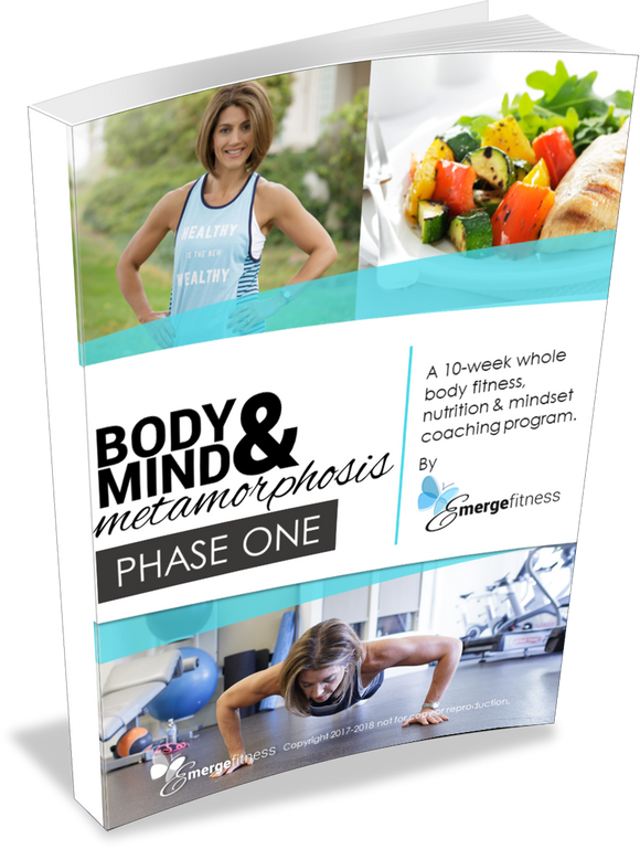 PHASE ONE BODY & MIND METAMORPHIS BY EMERGE FITNESS