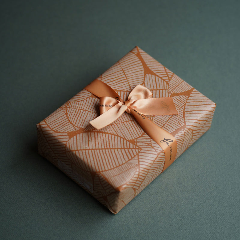 Gift Wrapping Service and Calligraphy Name Personalisation