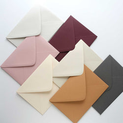 Assorted Colorplan envelopes bundle pack Colorplan Tintoretto wax sealing Australia