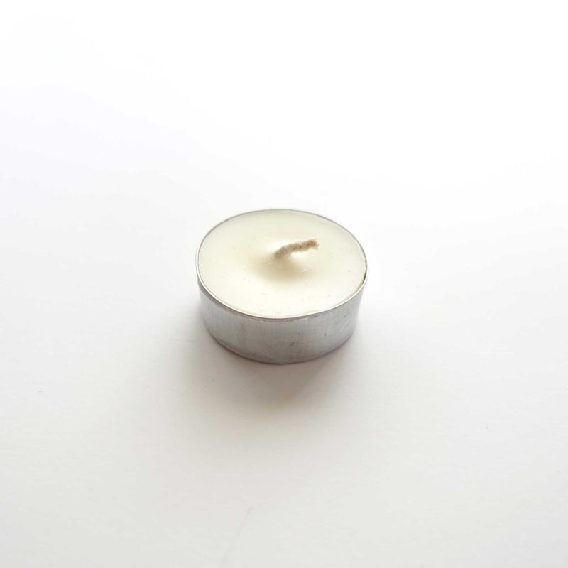Unscented Pure Soy Tealight Candles