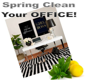Spring Clean all Year