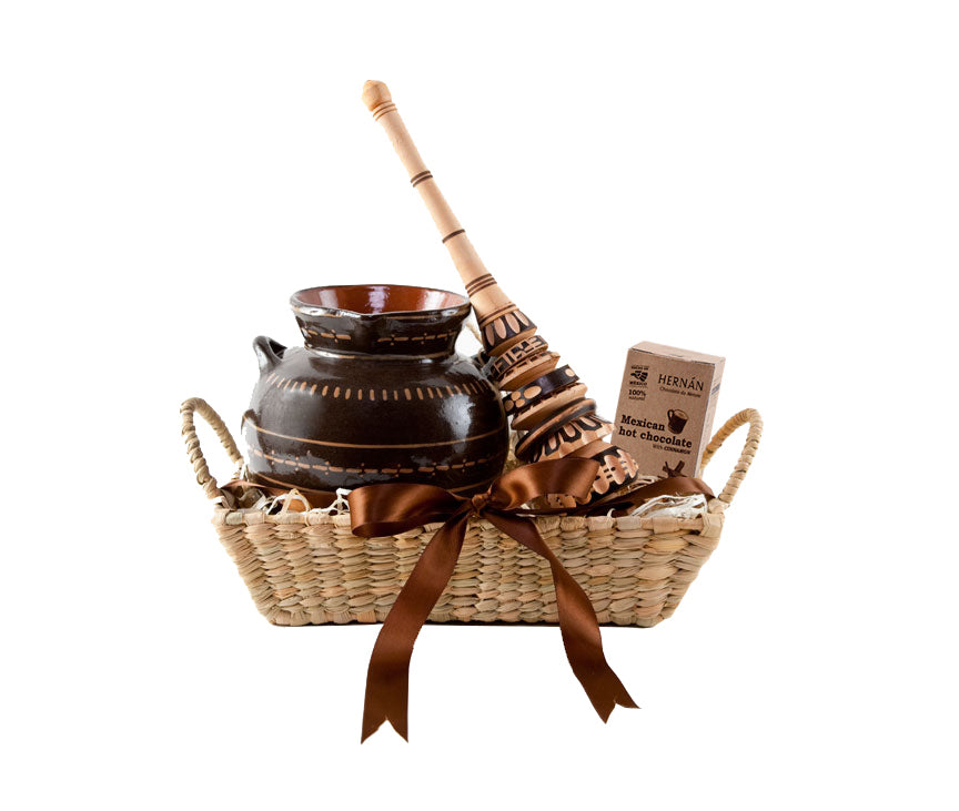 Mexican Hot Chocolate Gift Set