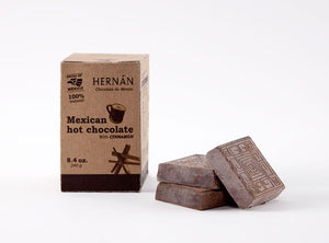 Mexican Hot Chocolate Set with Molinillo Artesano