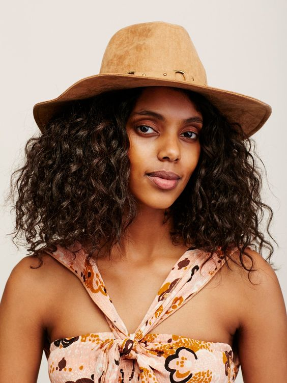 "Why the ""Rancher"" Hat is the New Must Have Boho Accessory for the Fall"