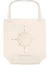 True Nature Compass Tote