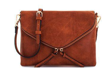 Brown Modern Designer Fashion Cross Body Bag