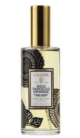 GOJI TAROCCO ORANGE ROOM & BODY MIST