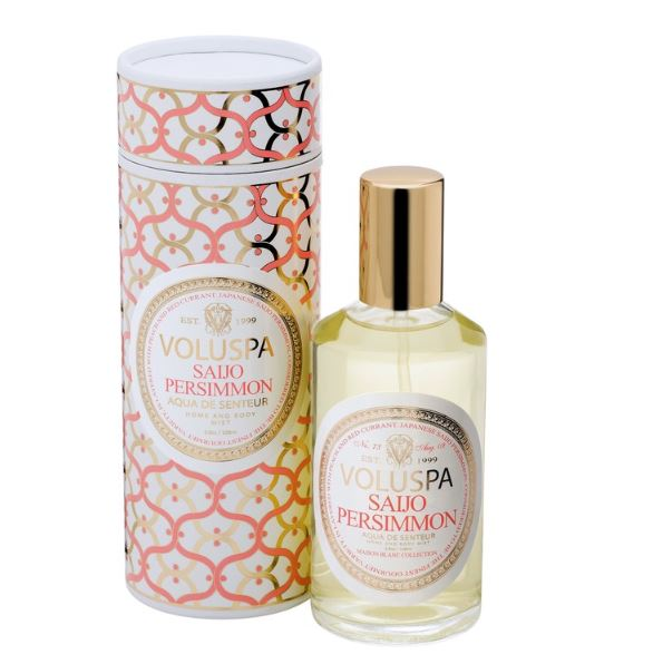 SAIJO PERSIMMON HOME AND BODY MIST