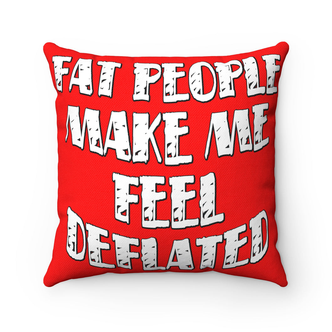 Fat People Pillow