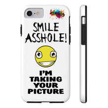 Smile Asshole Phone Case
