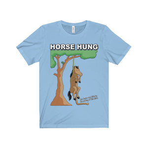 Horse Hung