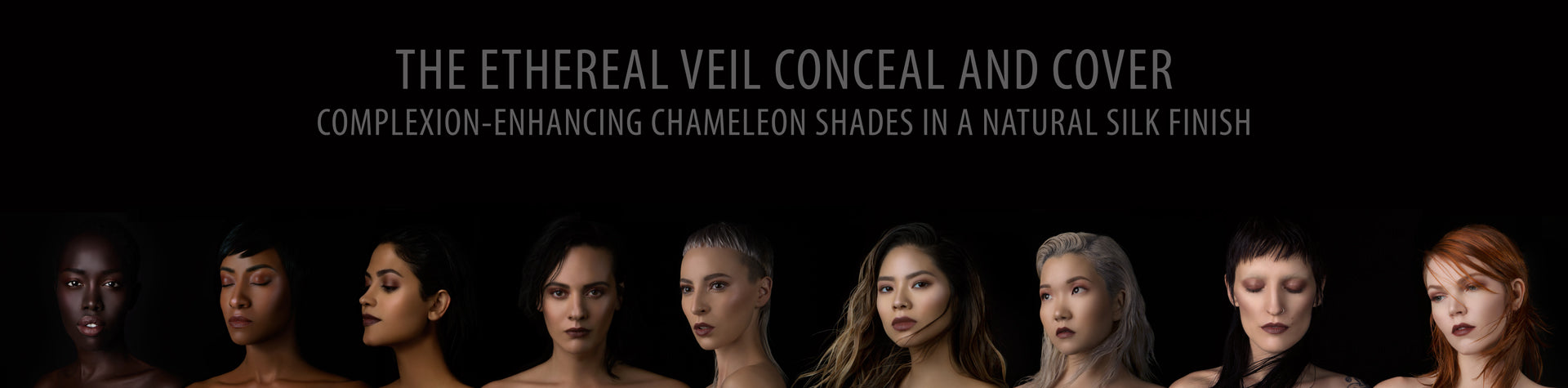 The Ethereal Veil Conceal and Cover - Concealer Foundation and Color Correction