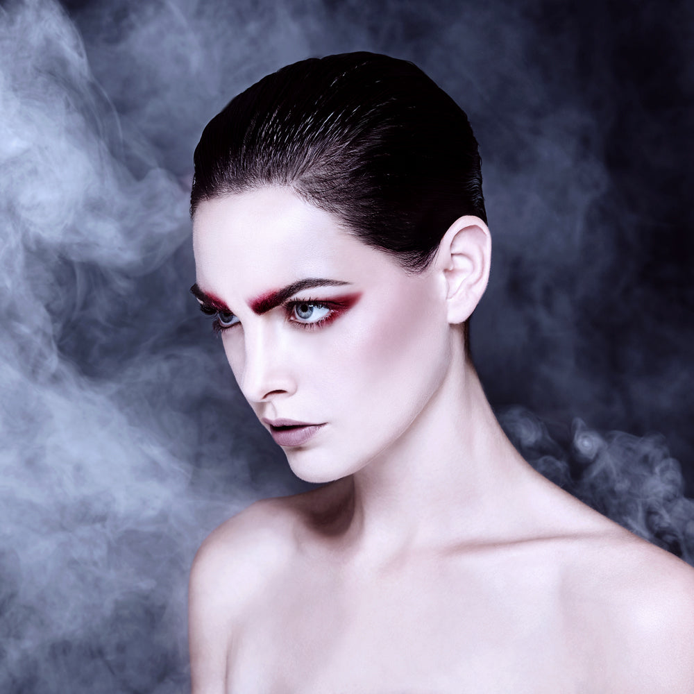 Rituel de Fille Viscera Ash and Ember Eye Soot natural cruelty free red eyeshadow