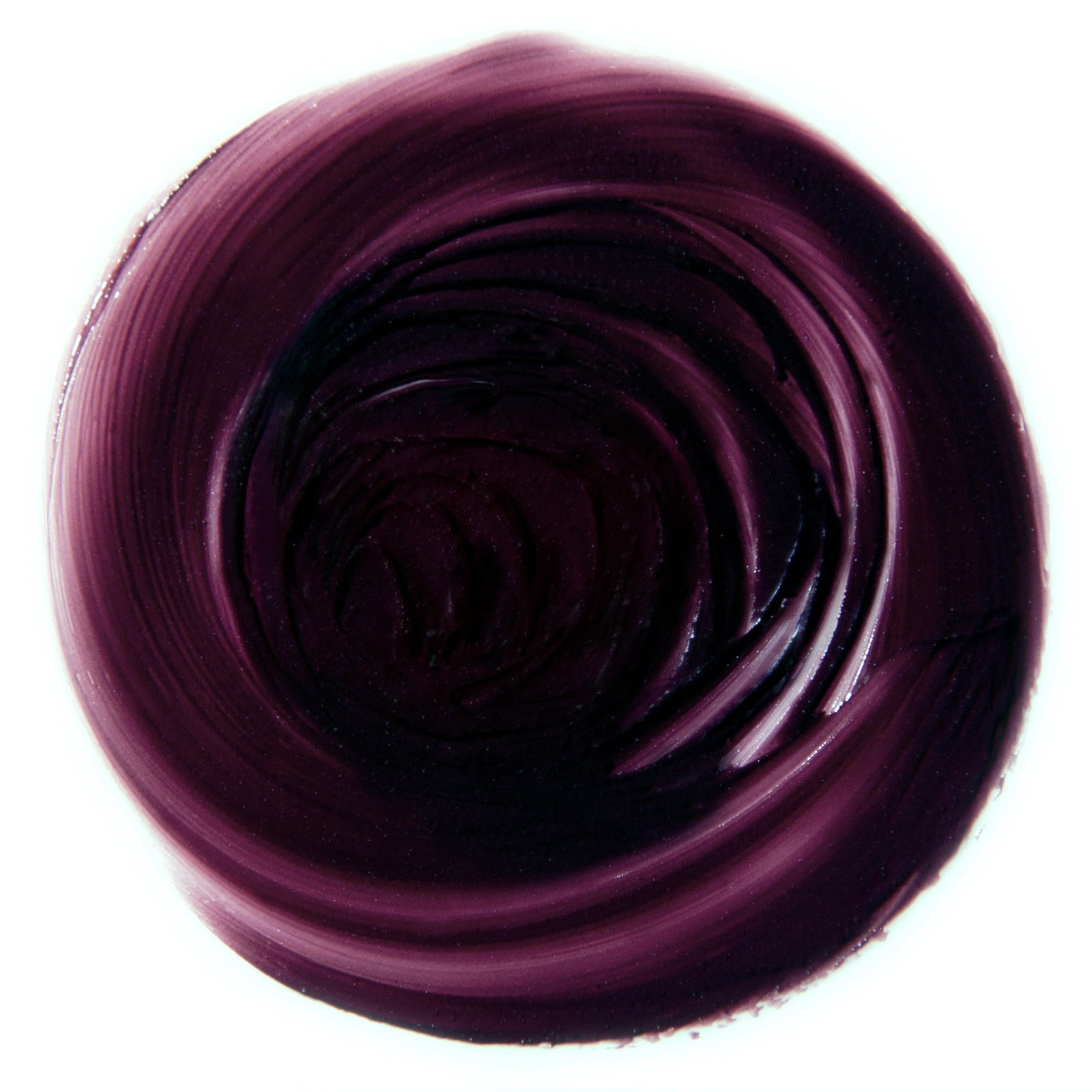 Blackthorn berry natural lipstick cruelty free makeup swatch