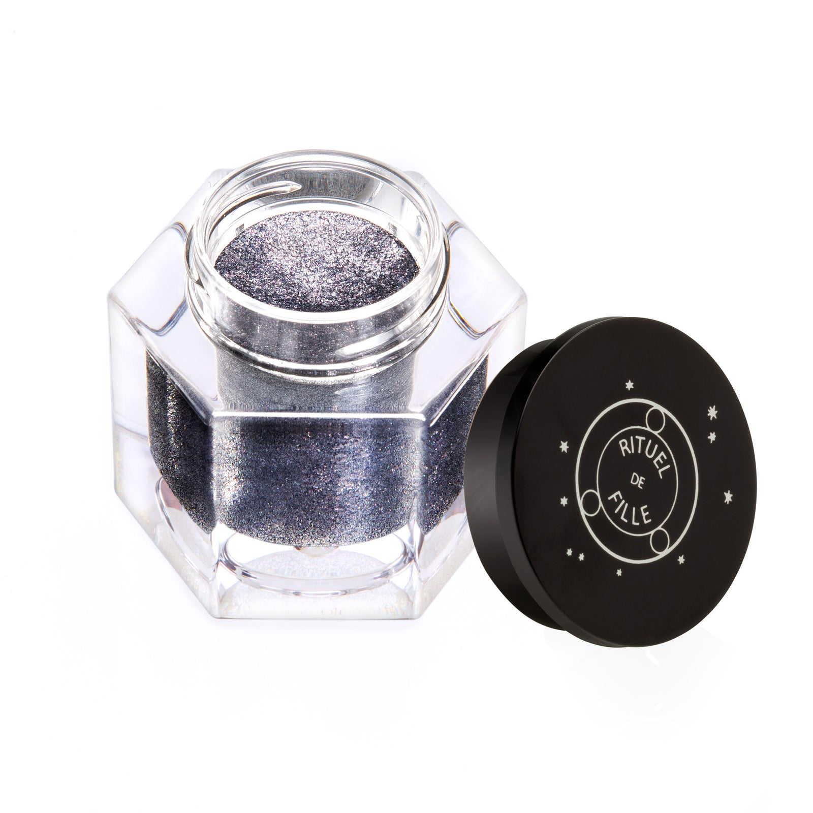 Cassiopeia Celestial Sphere Eye Soot iridescent natural cream eyeshadow