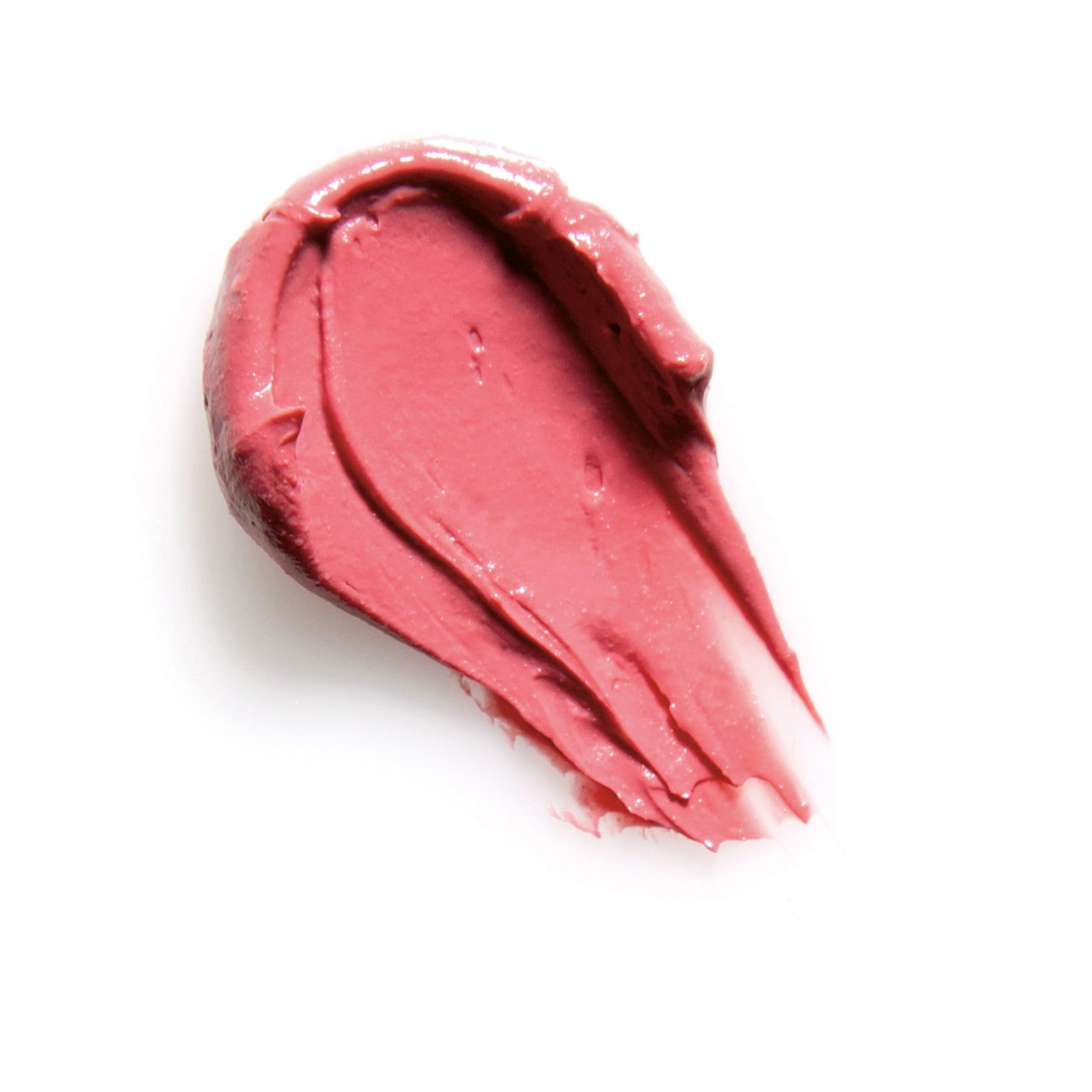 Datura natural pink lipstick cruelty free makeup swatch