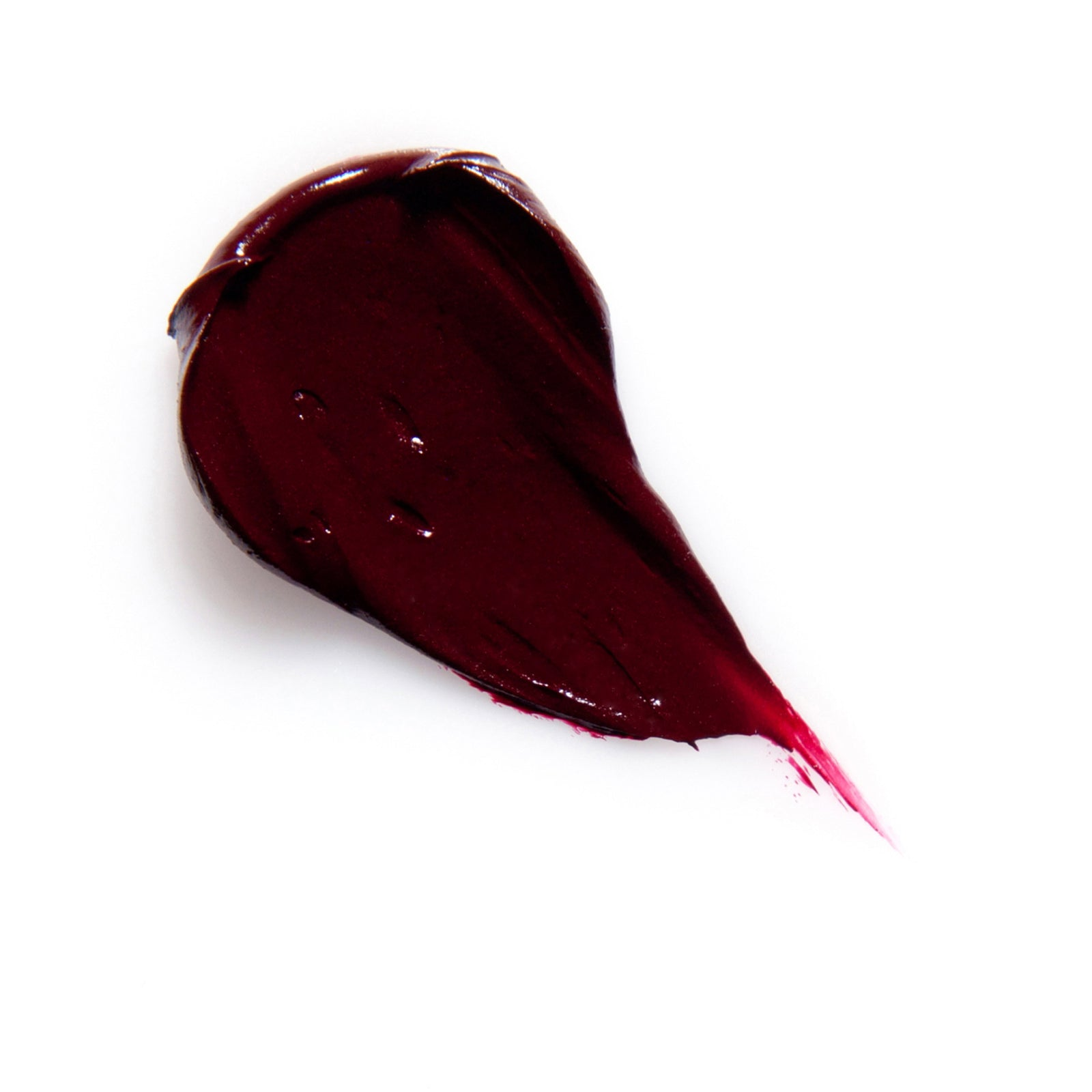 Fortune Teller Forbidden Lipstick natural red lipstick swatch