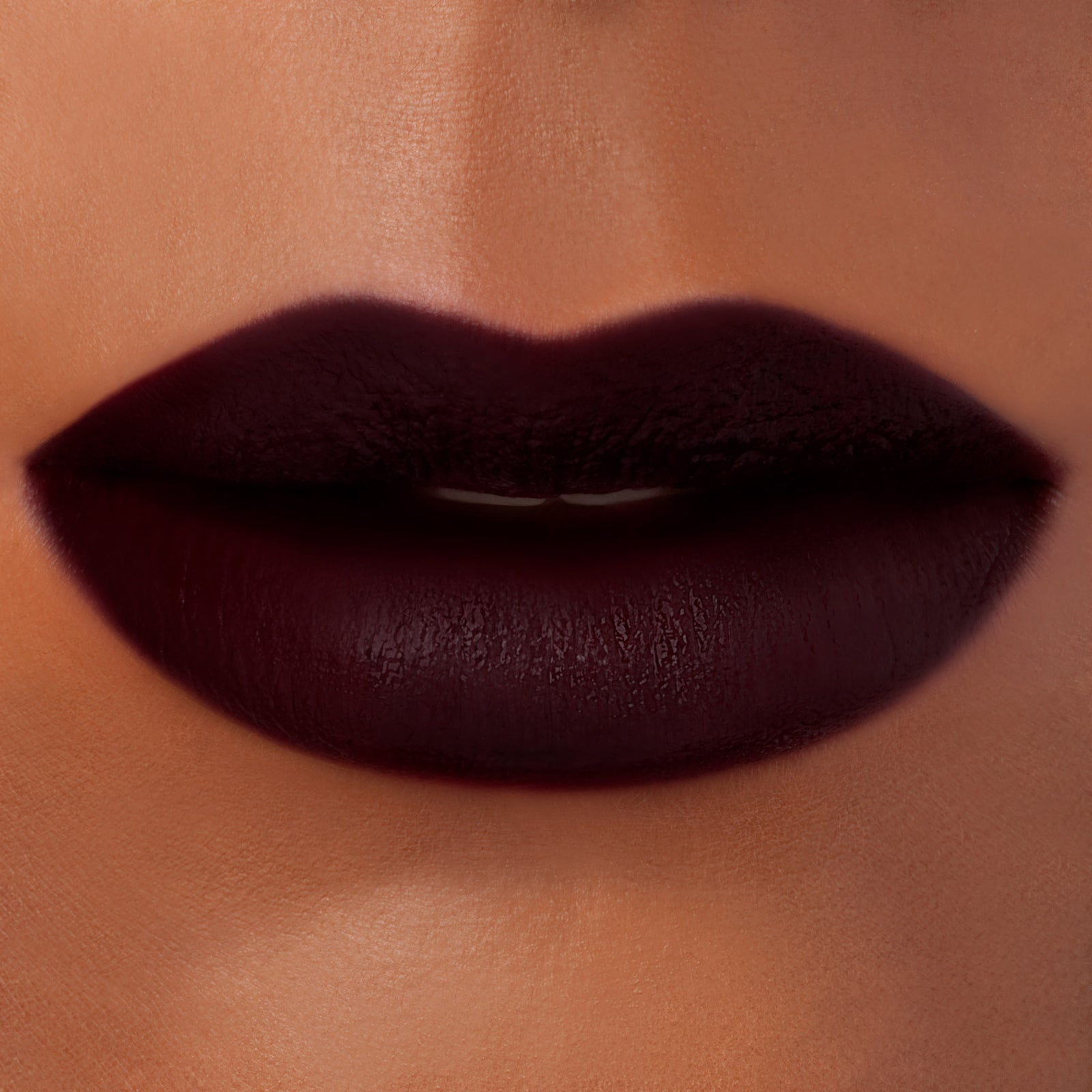 Rituel de Fille Moonseed Enchanted Lip Sheer swatch cruelty-free berry lipstick