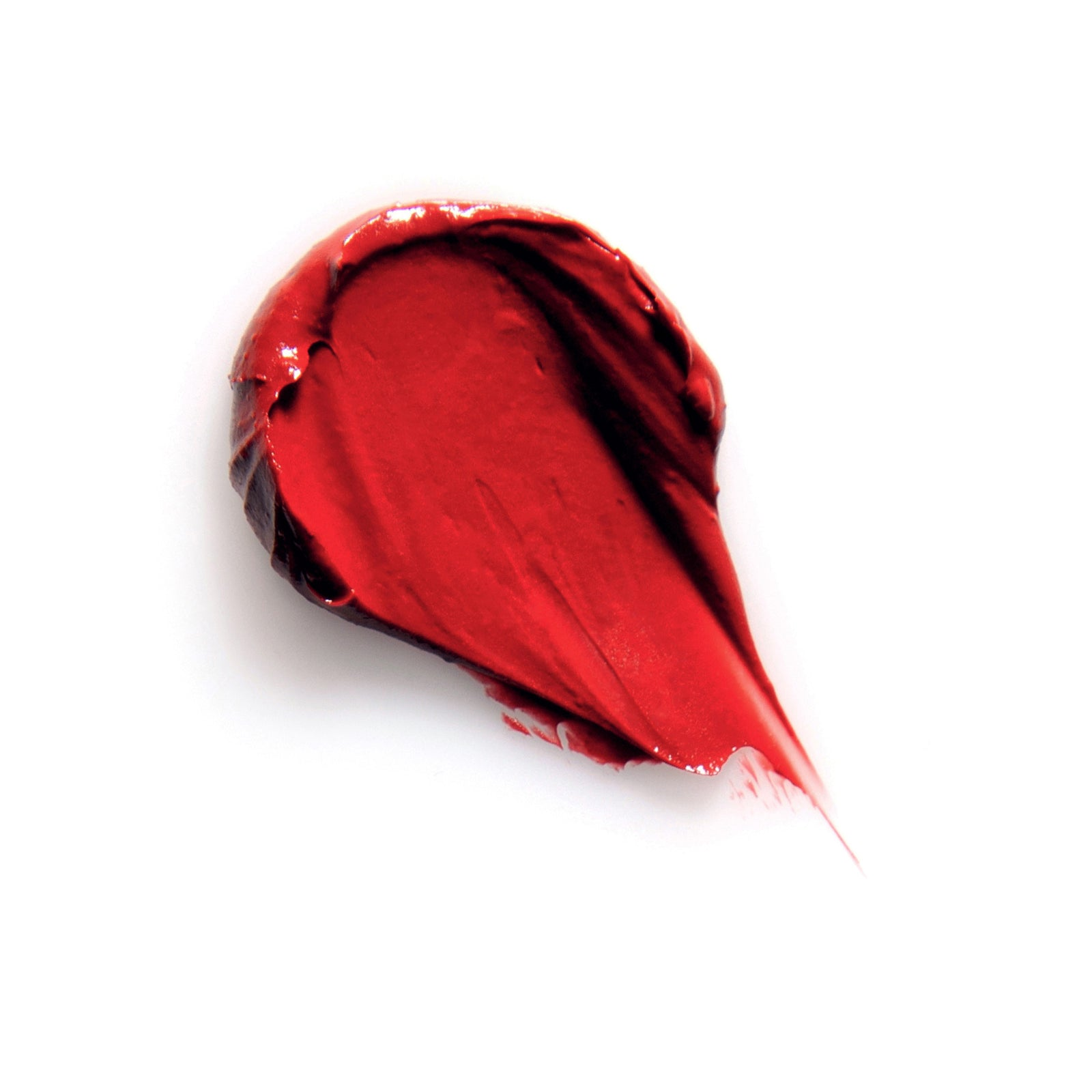 Love-Ache red natural lipstick cruelty free makeup swatch