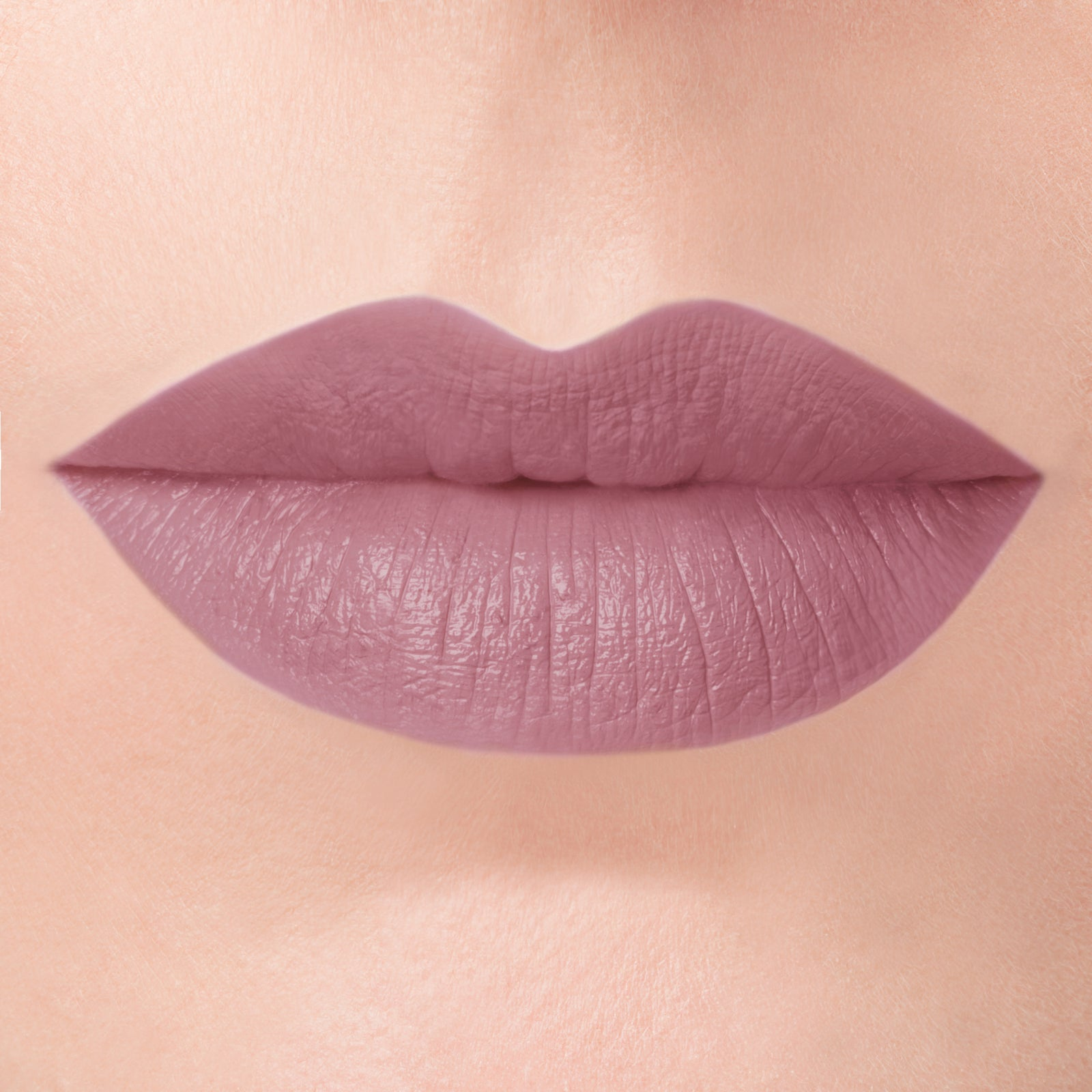 Hex cruelty free natural lipstick swatch