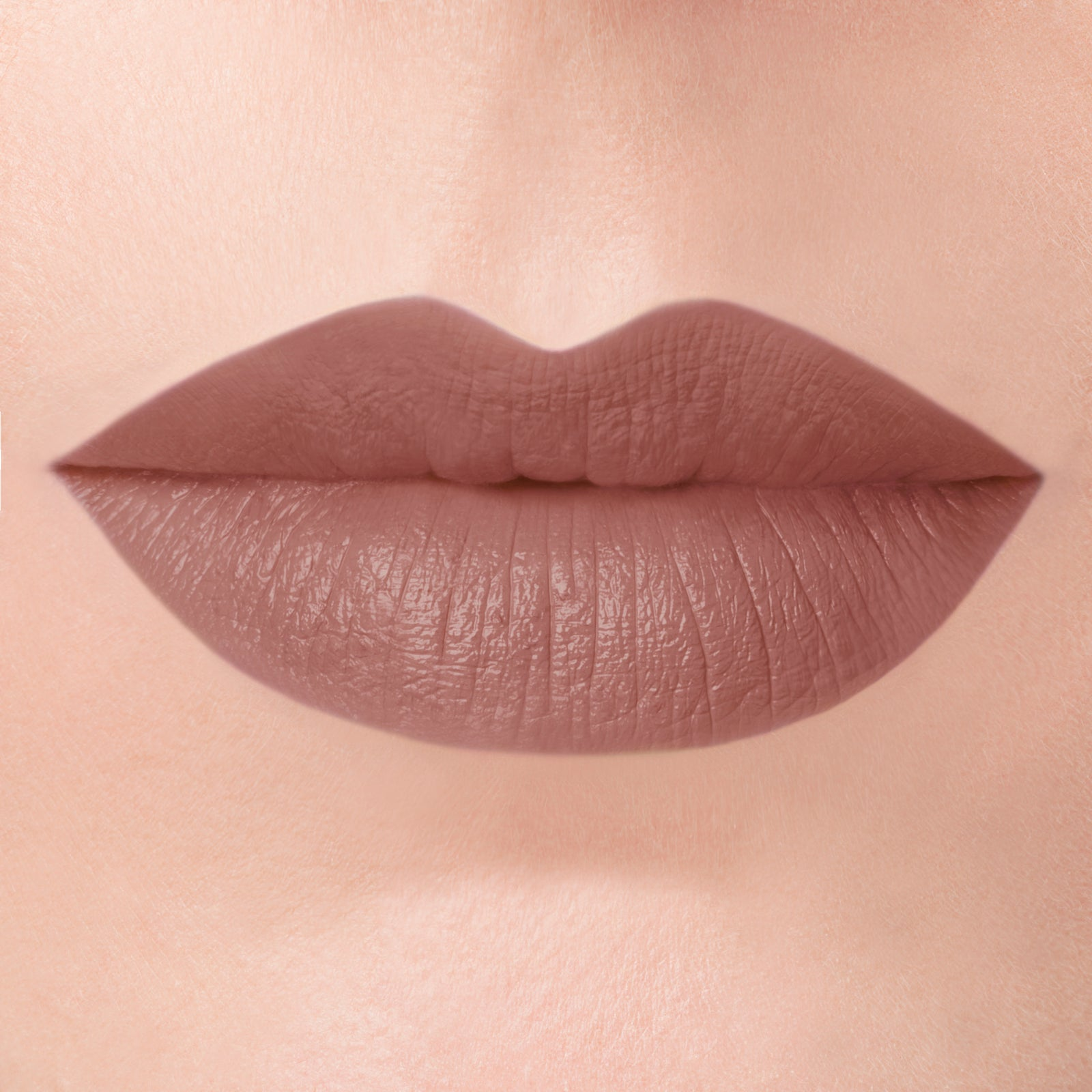 Oracle natural nude lipstick lip swatch