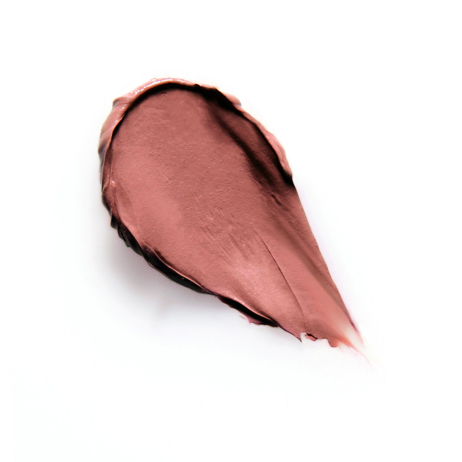 Oracle nude natural lipstick swatch cruelty free