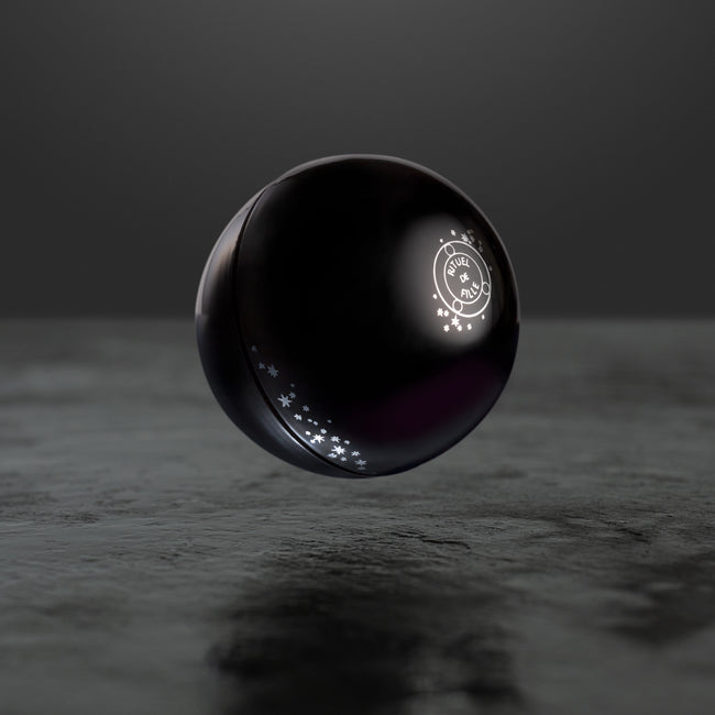 The Black Orb Enigmatic Eyeliner: Abyss