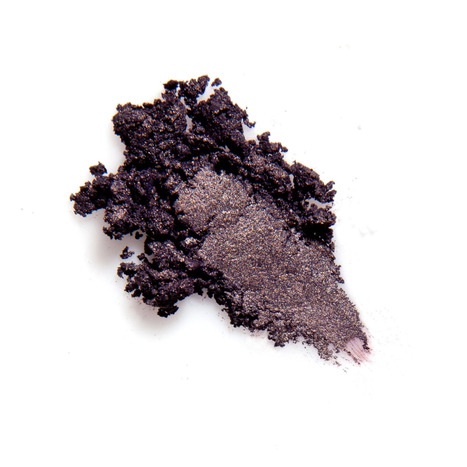 Serpent de Mer Ash and Ember Eye Soot natural eyeshadow swatch