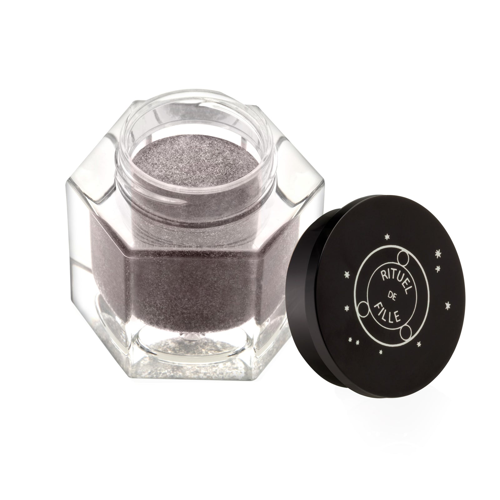 Cultist Ash and Ember Eye Soot natural eyeshadow jar