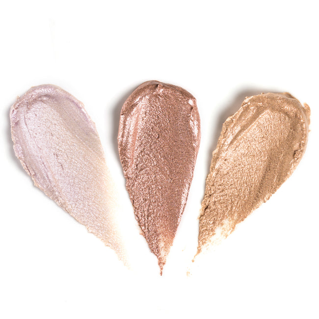 Allure Best of Beauty Rituel de Fille Rare Light Creme Luminizer natural highlighter swatches