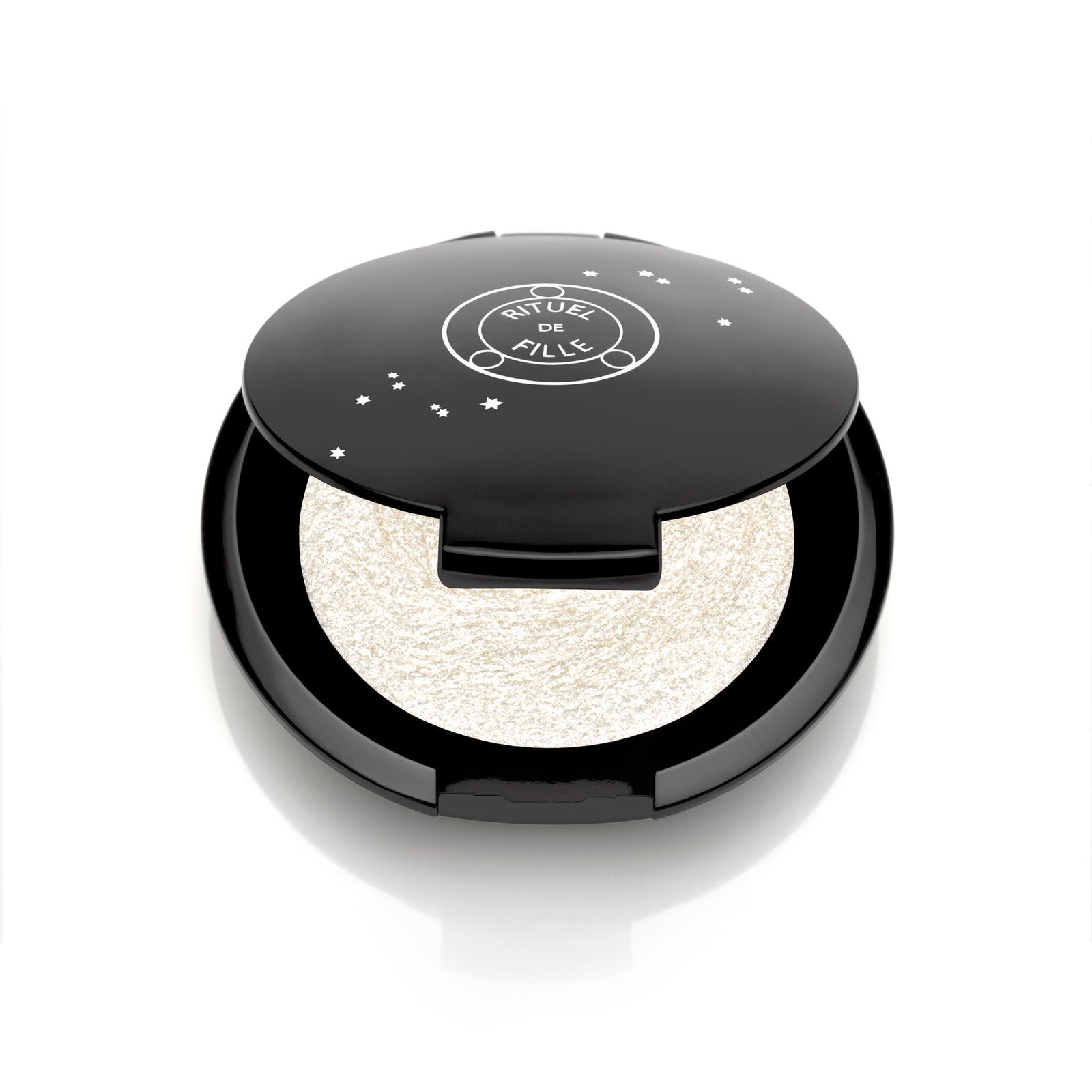 Rituel de Fille The Sorcerer Metamorphic Highlighter silver iridescent glow