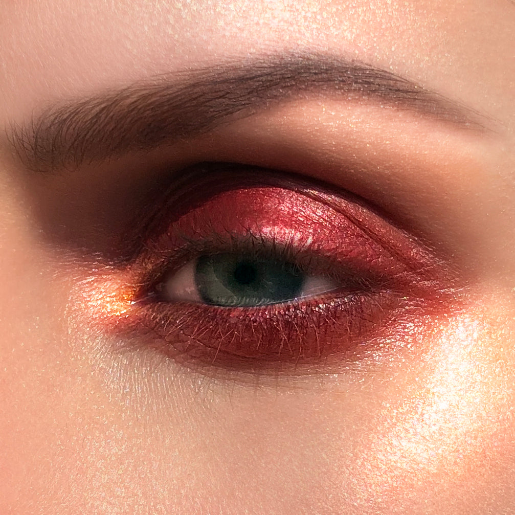 Rituel de Fille Viscera Ash and Ember Eye Soot cruelty-free makeup