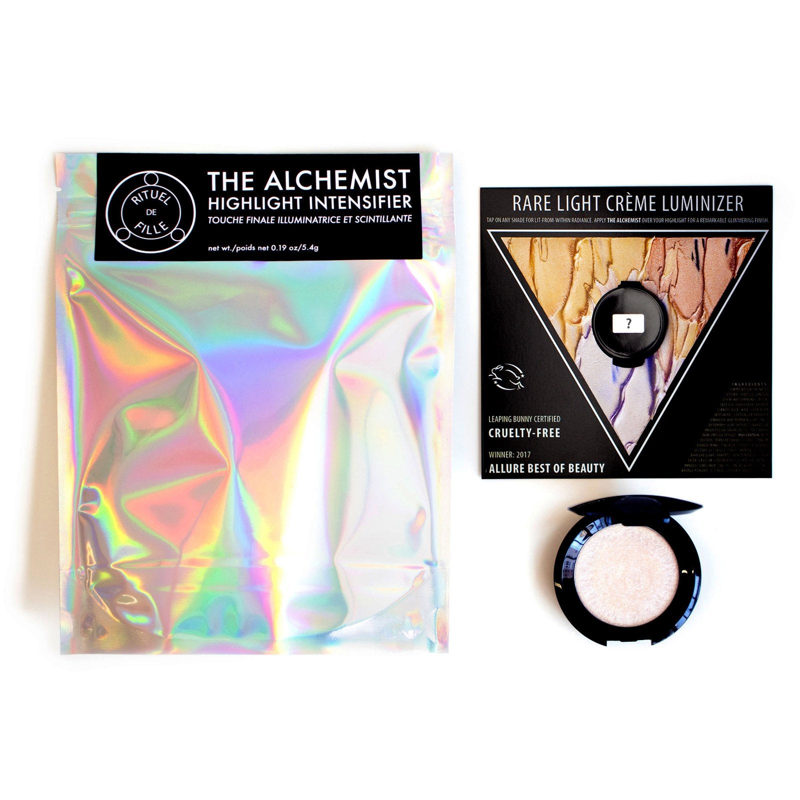 Aurum | The Alchemist Aurum Highlight Intensifier - Rituel de Fille