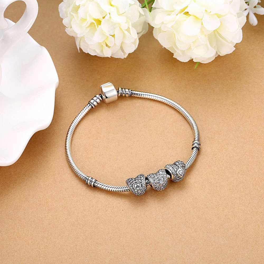 91acce9d3 discount diy beads 925 sterling silver jewelry charms safety chain fit  pandora bracelet bangle necklace diy