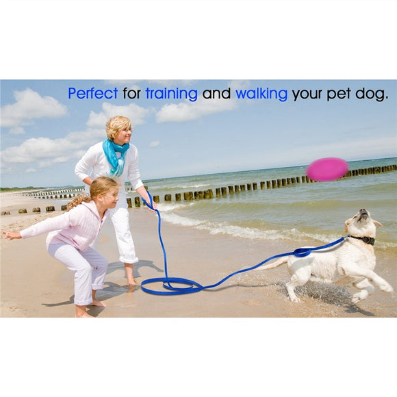 New Arrival Long Dog Puppy Pet Training Obedience Lead Leash