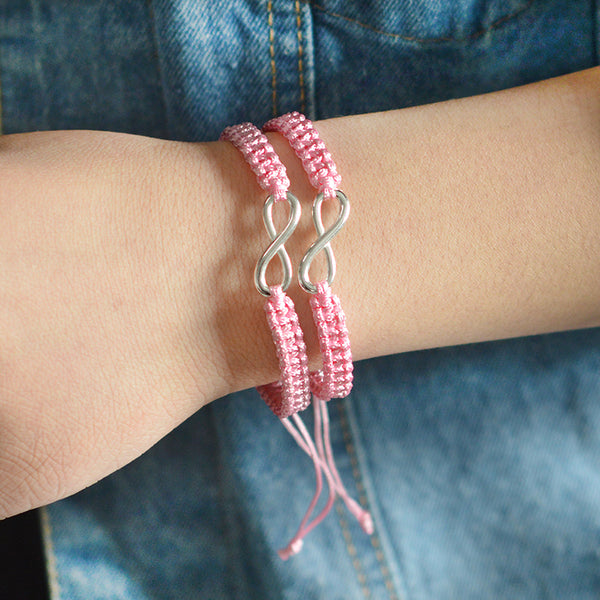 Friendship Love Bracelet Set