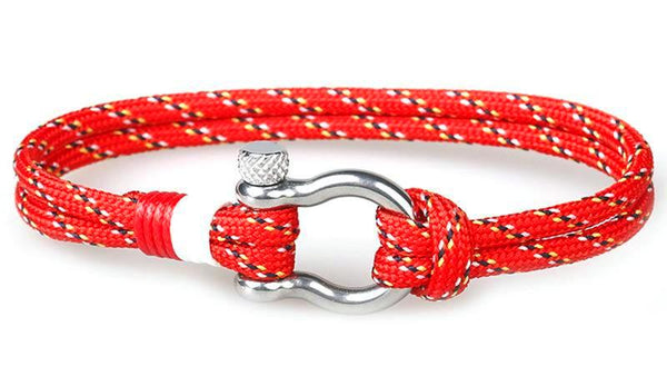 Nautical Marine Survival Rope Wrap Bracelets - Daanias